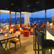 Bar and Lounge at The Westin Excelsior FlorenceItaly