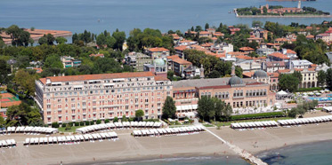 Hotel Excelsior Venice Exterior