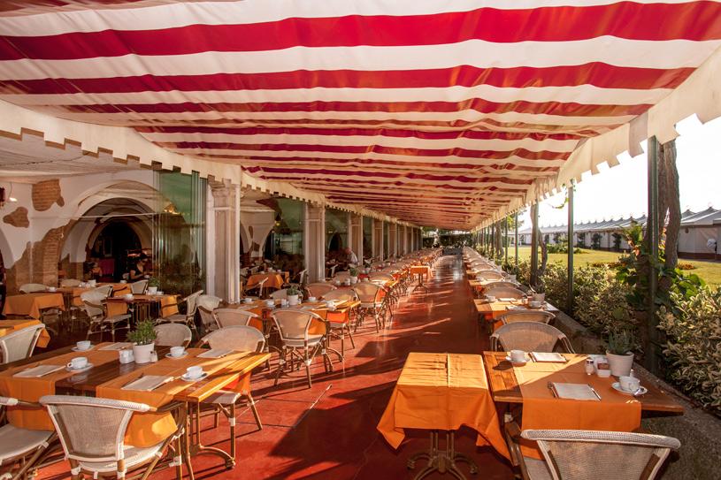 Hotel Excelsior Venice La Taverna Restaurant