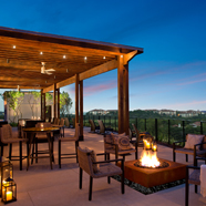 Terrace Bar at La Cantera Resort and SpaSan AntonioTX
