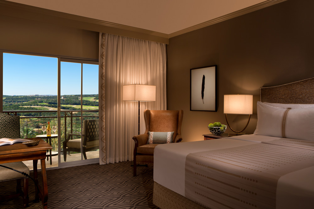 Guest Room at La Cantera Resort and SpaSan AntonioTX
