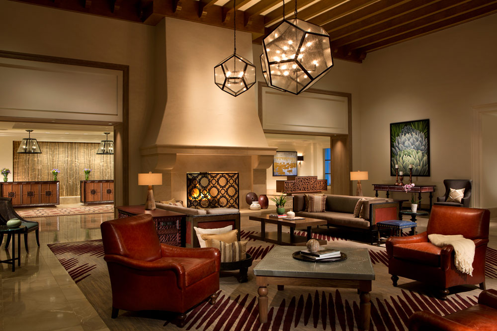 Lounge at La Cantera Resort and SpaSan AntonioTX