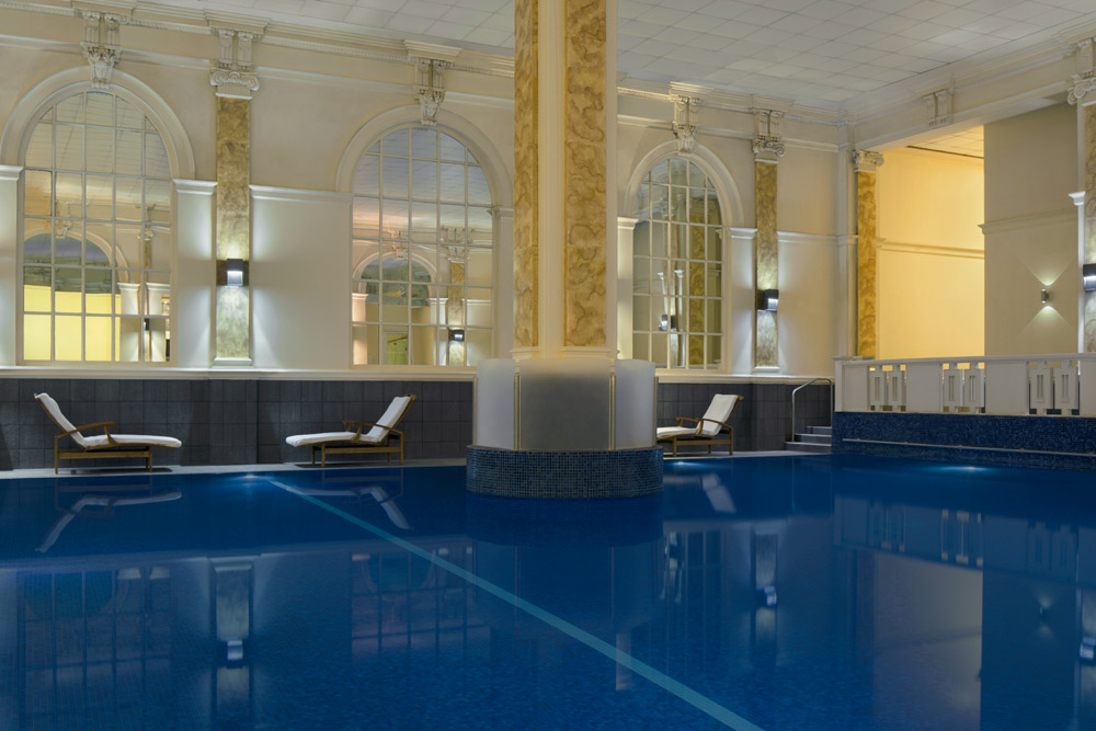 Pool at Le Meridien PiccadillyLondon