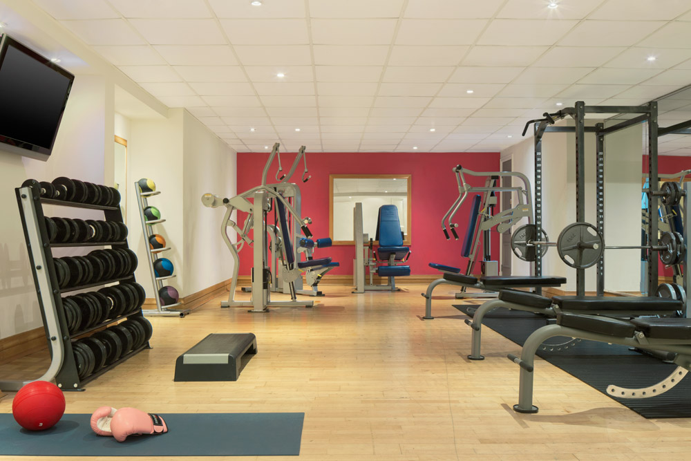 Fitness Center at Le Meridien PiccadillyLondon