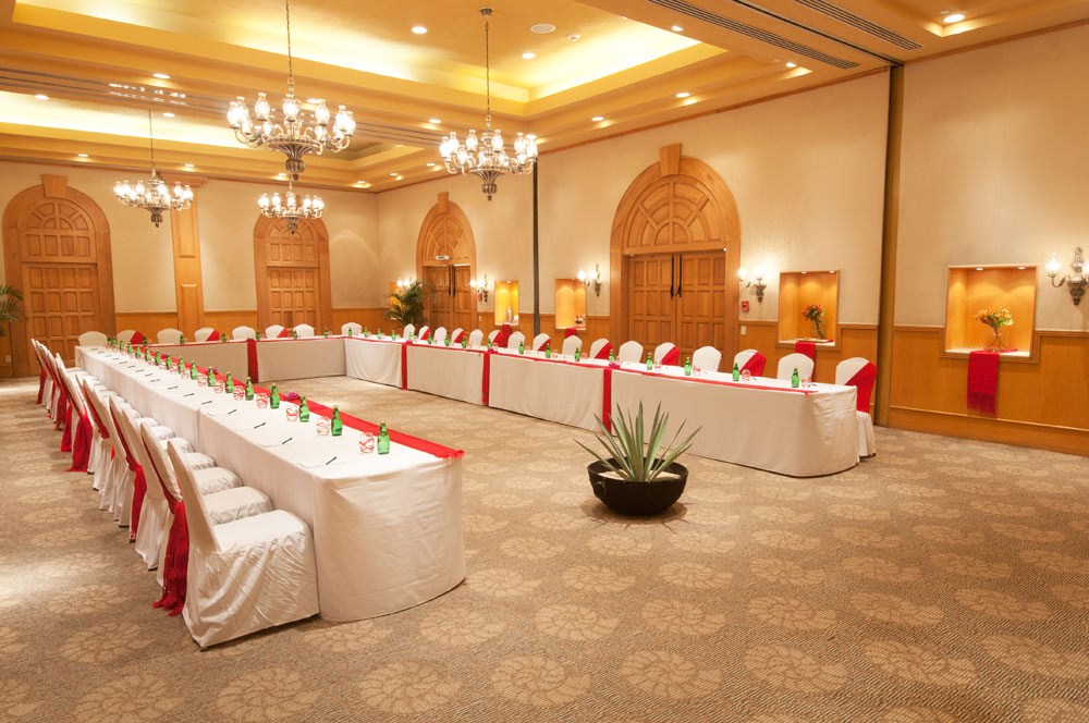 Banquet Hall at Fiesta Americana Grand Los Cabos Los Cabos