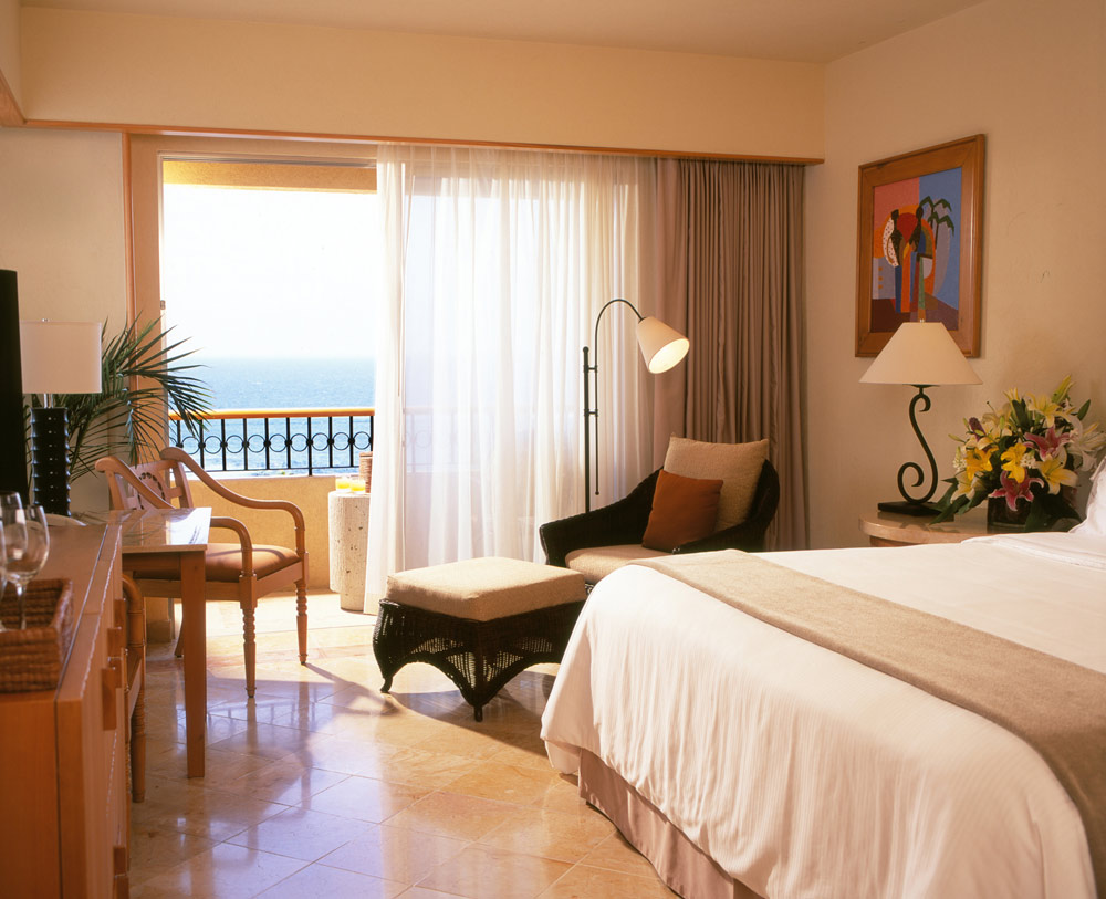 Guest Room at Fiesta Americana Grand Los Cabos Los Cabos