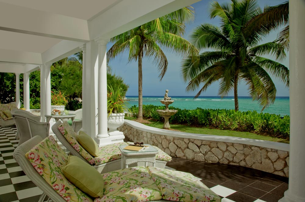 Cottage Terrace at Half Moon, Jamaica