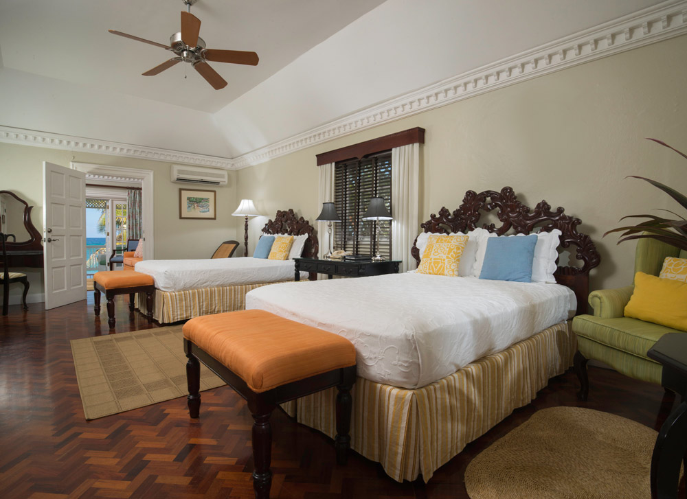 Imperial Suite Double Guestroom at Half Moon, Jamaica