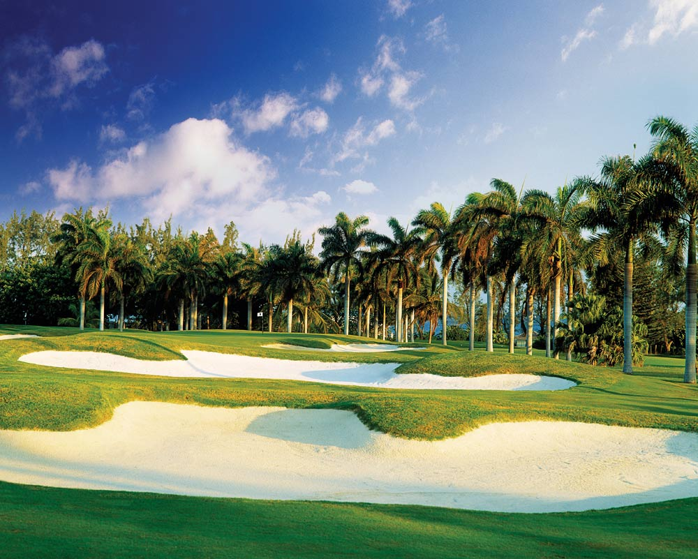 Golf Course at Half Moon, Jamaica