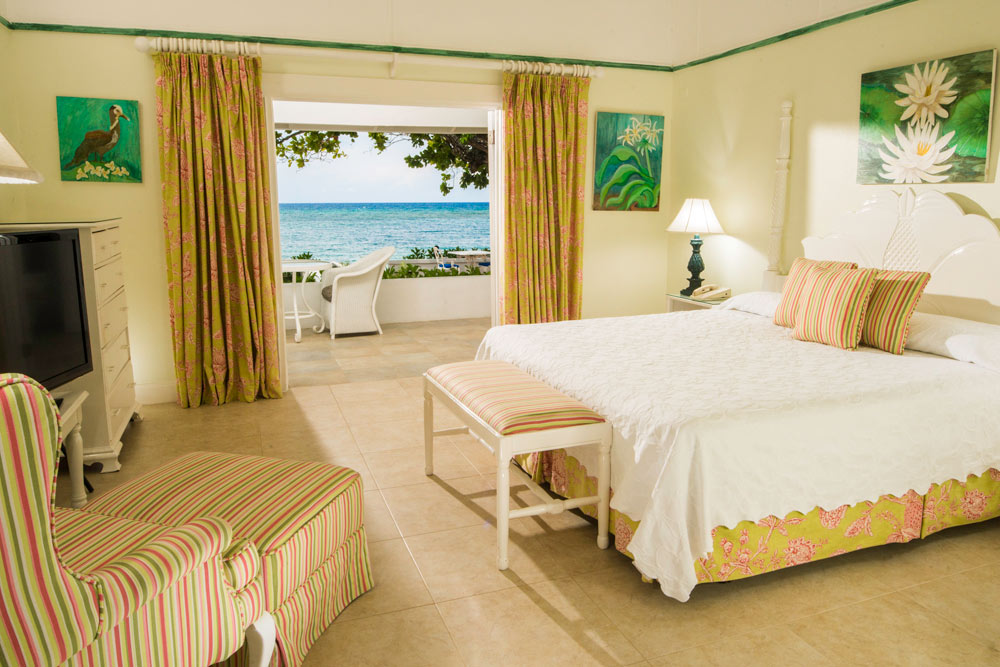 West Cottage Guestroom at Half Moon, Jamaica