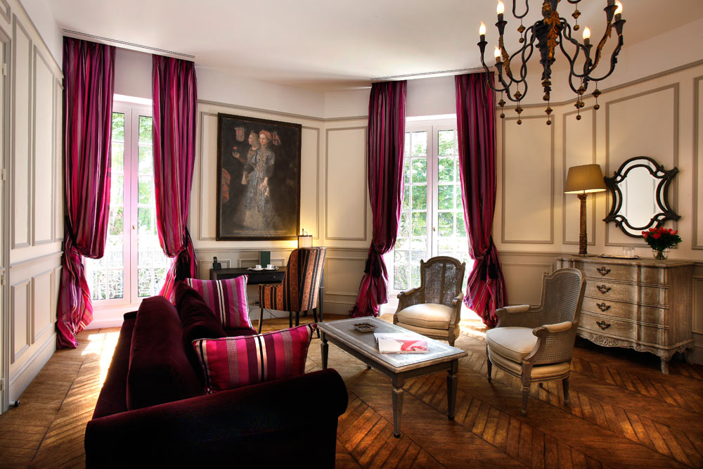 Prestige Suite at Saint James ParisFrance