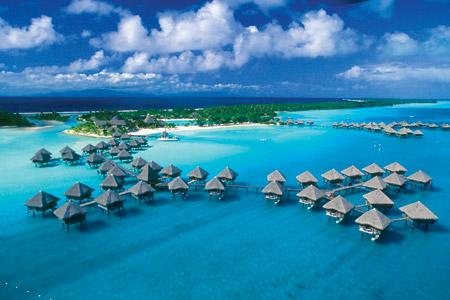 Le Meridien Bora Bora Property