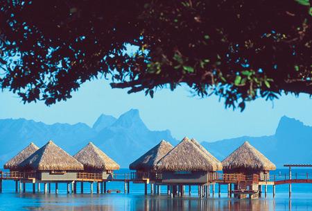 Le Meridien Tahiti Guest Rooms