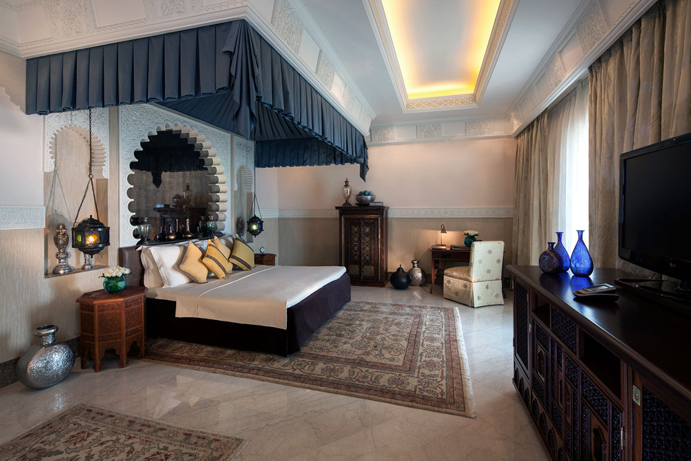Superior Junior Ocean Suite at Al Qasr at Madinat Jumeirah Dubai