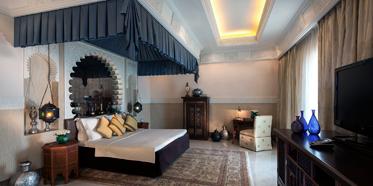 Superior Junior Ocean Suite at Al Qasr at Madinat Jumeirah Dubai