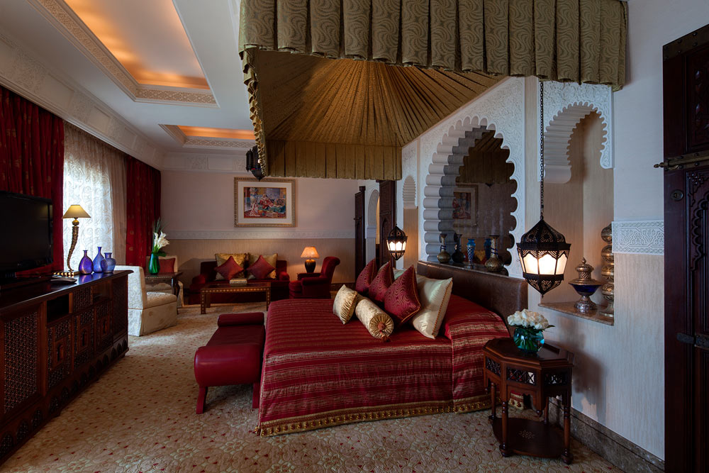 One Bedroom Suite at Al Qasr at Madinat Jumeirah Dubai