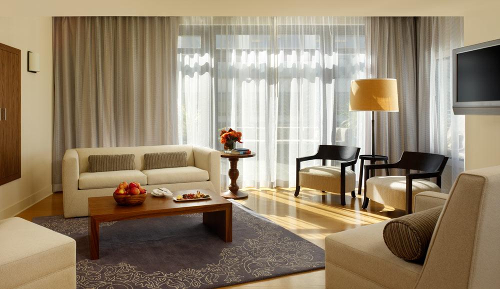 Terrace Studio Sitting Area