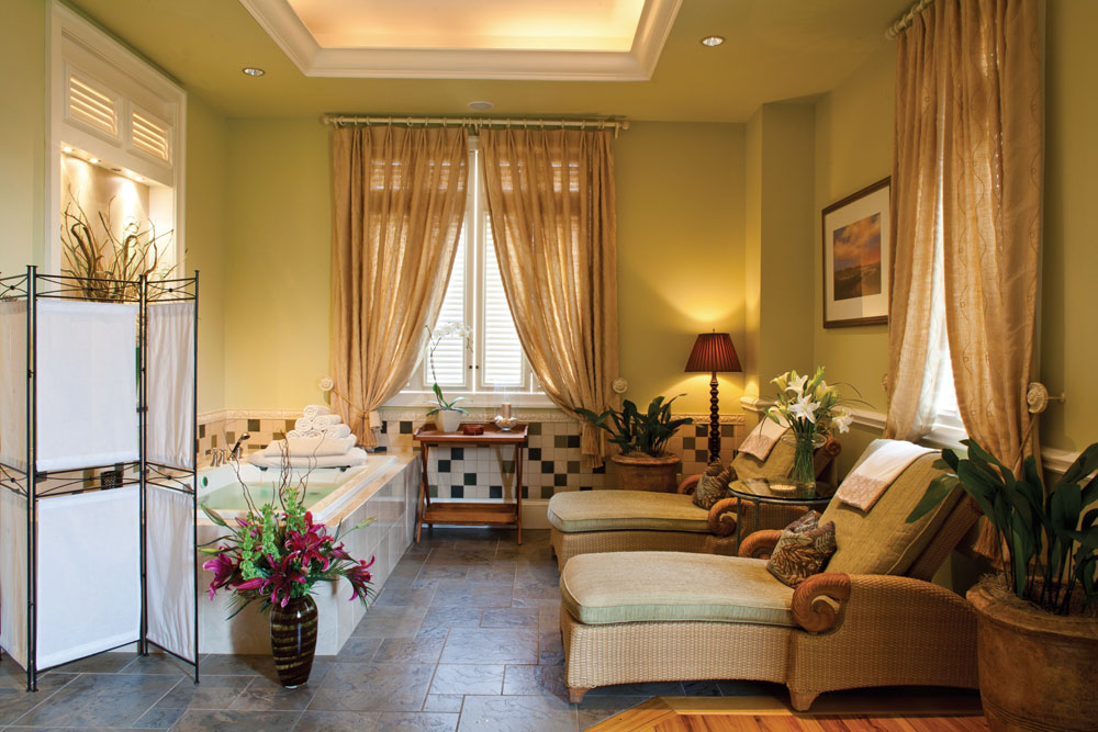 Spa Suite at Kiawah Island Golf ResortSC