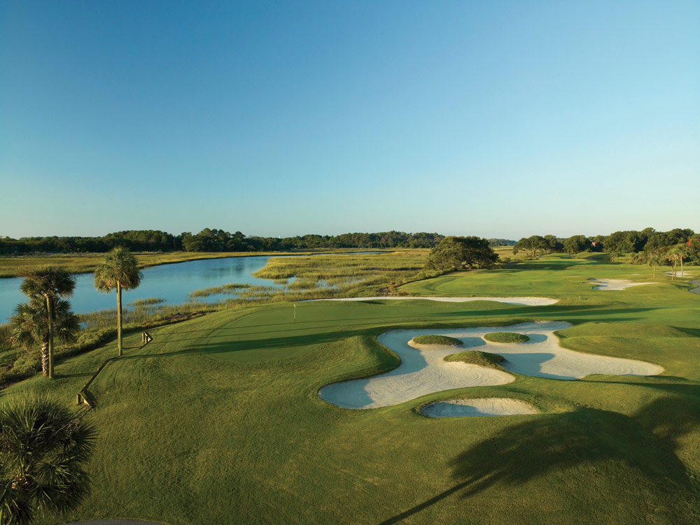 Golf Course at Kiawah Island Golf ResortSC