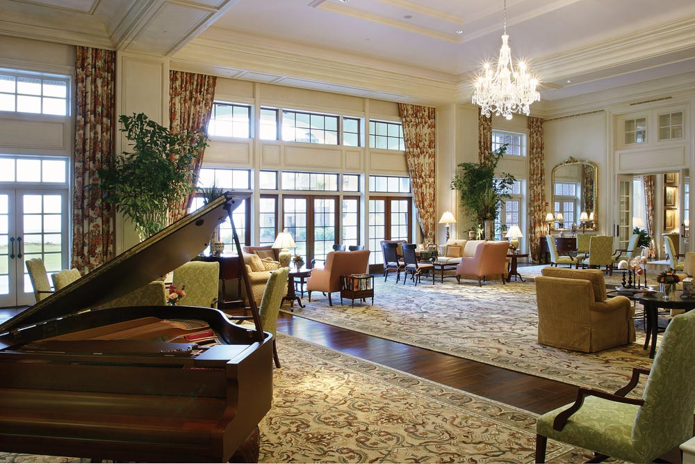 Lobby at Kiawah Island Golf ResortSC