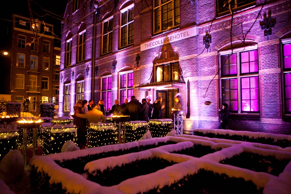 The College Hotel ExteriorAmsterdam