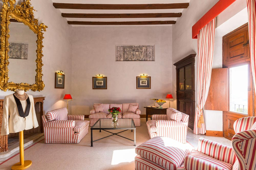 Suite Family Room at Gran Hotel Son Net MallorcaSpain