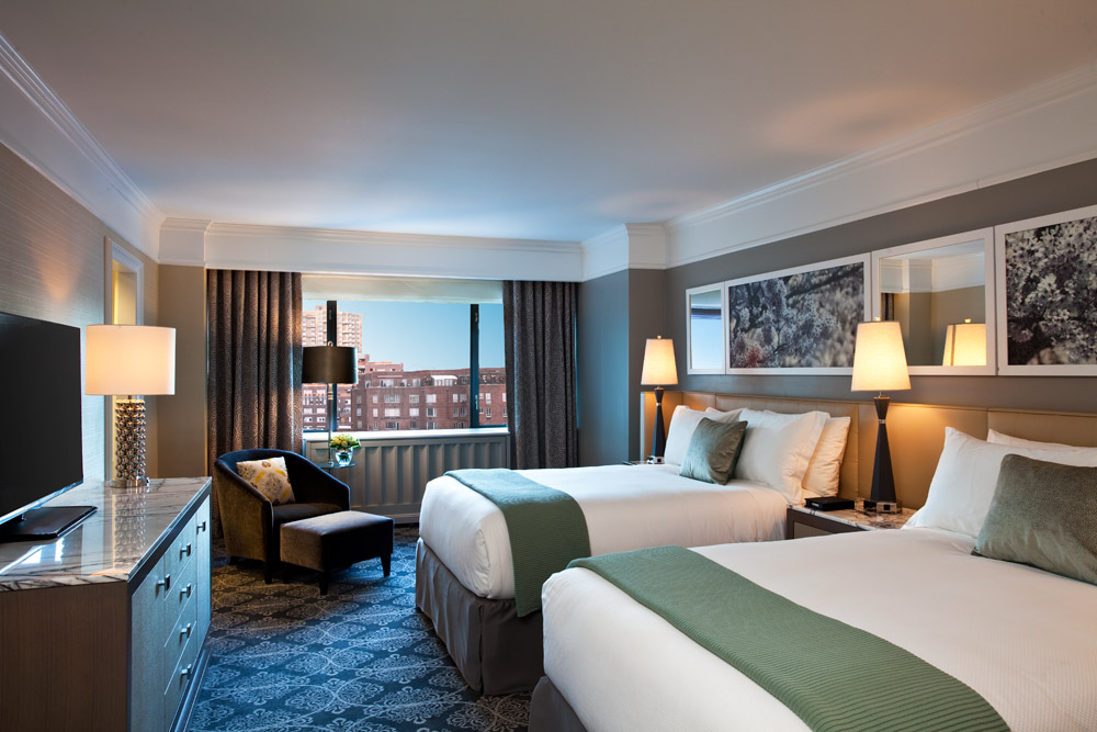 Double Guestroom at Loews Regency Hotel, New York