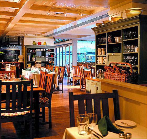 Charles Hotel Dining