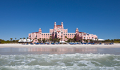 The Loews Don CeSar Hotel