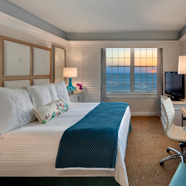 Grand King Guestroom at Loews Don CeSar HotelFL