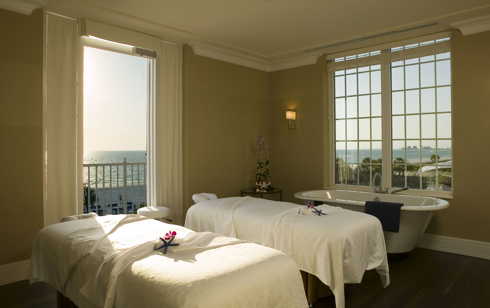 Couples Massage at Loews Don CeSar HotelFL