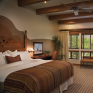 Guest Room at Canyon Ranch TucsonAZ
