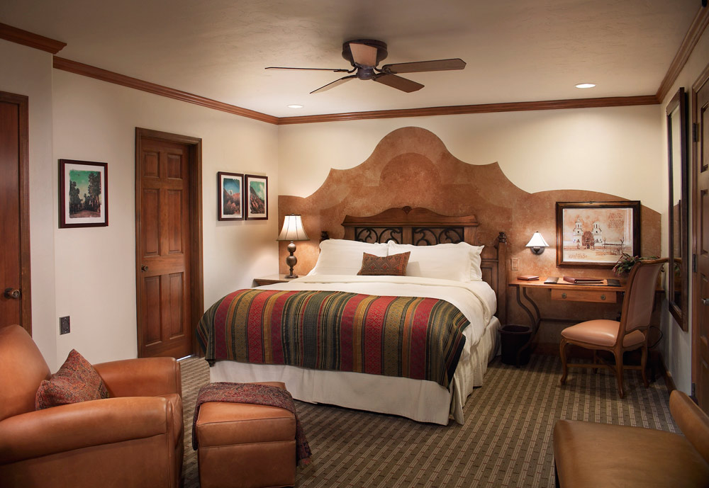 Deluxe Guest Room at Canyon Ranch TucsonAZ