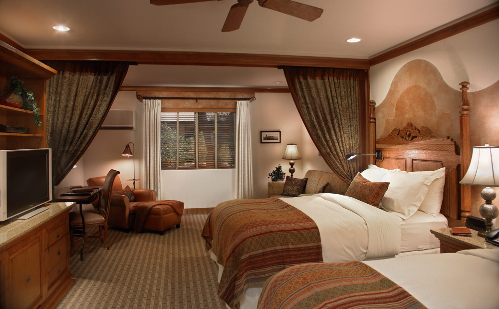 Executive Guest Room at Canyon Ranch Tucson, AZ