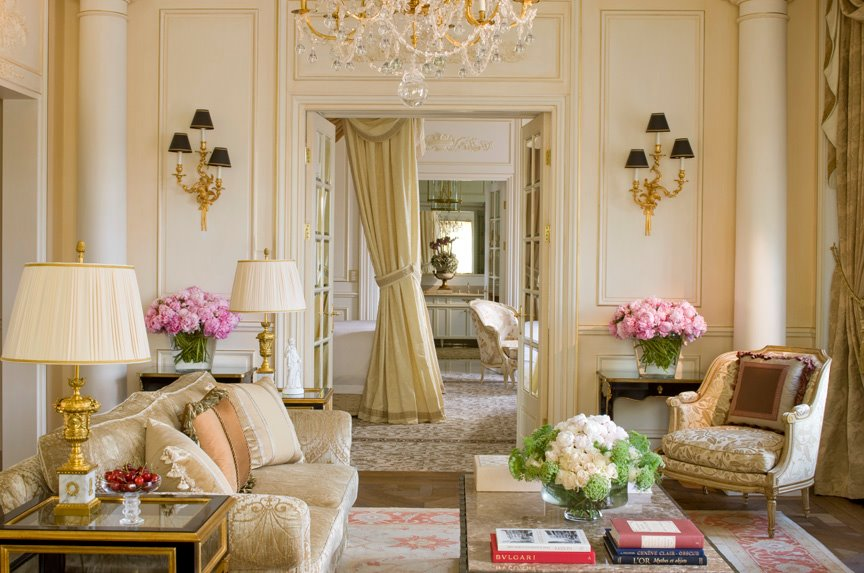 Four Seasons Hotel des Bergues Geneva Royal Suite