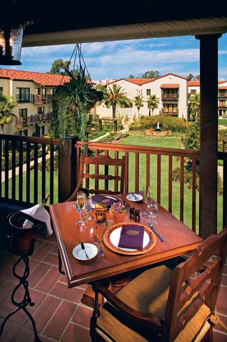 Estancia La Jolla Hotel and Spa