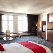 Superior Suite at Le Saint Sulpice Hotel Montreal