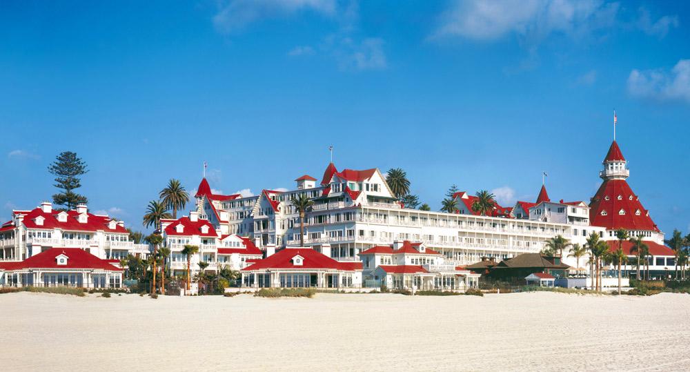 Hotel Del Coronado San Go Ca