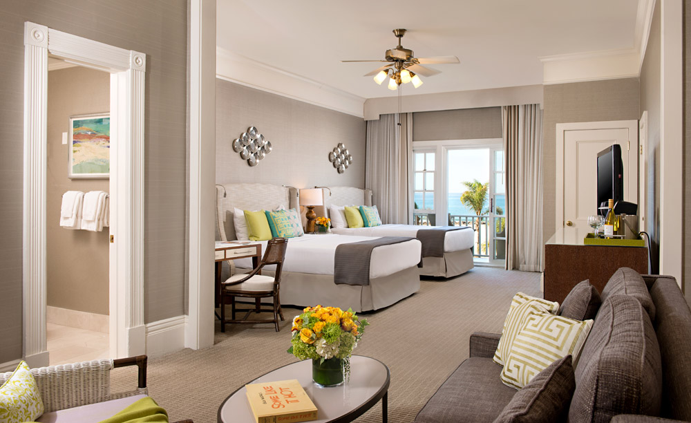 Victorian Junior Suite at the Hotel del Coronado