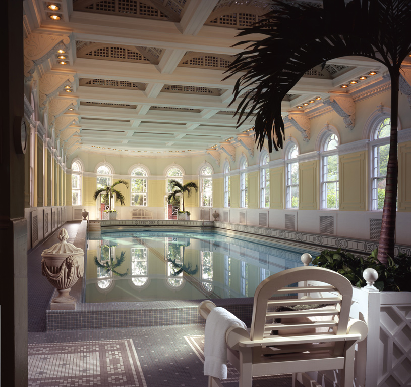 The Homestead Indoor Pool