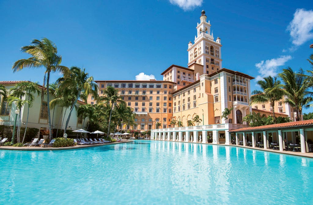 The Biltmore Hotel Coral GablesCoral GablesFL