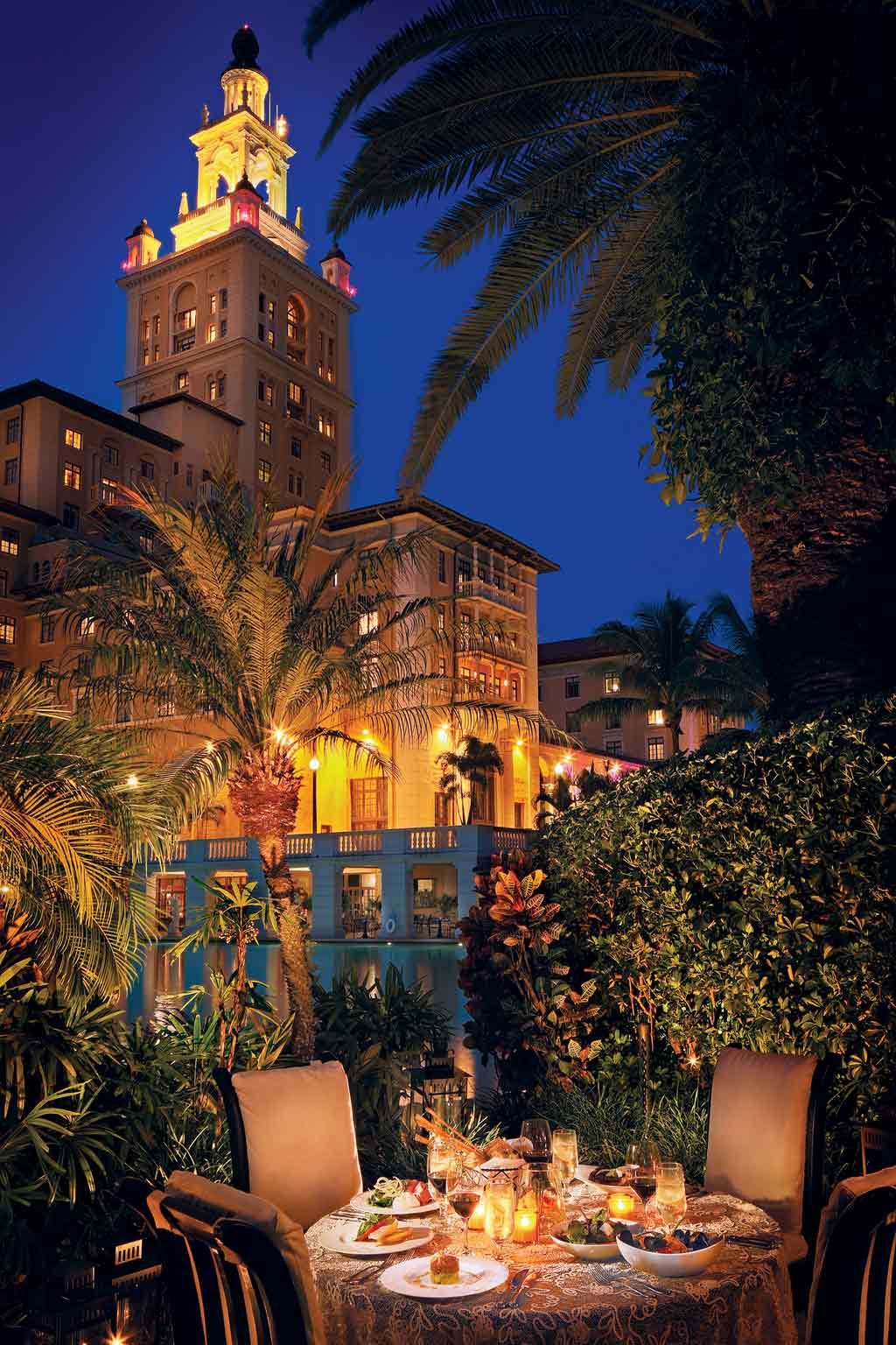 Private Dining at The Biltmore Hotel Coral GablesCoral GablesFL