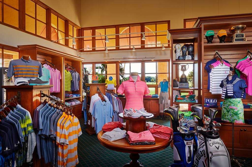 The Pro Shop at The Biltmore Hotel Coral Gables, Coral Gables, FL