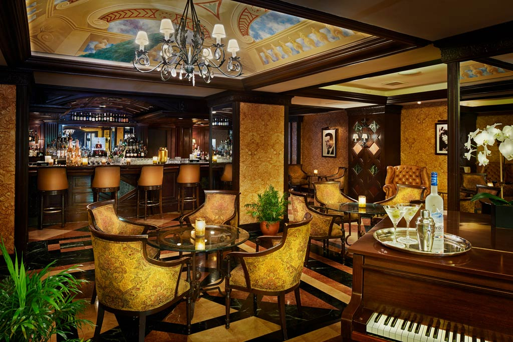 Bar at The Biltmore Hotel Coral GablesCoral GablesFL