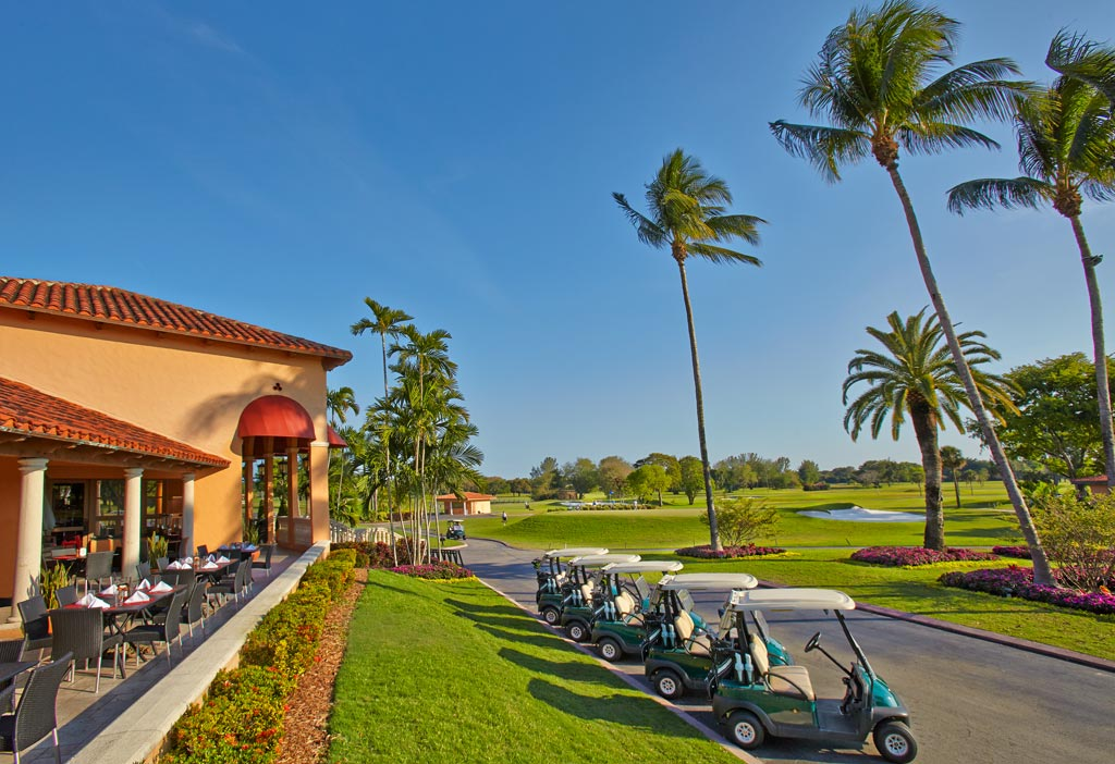 Golf at The Biltmore Hotel Coral GablesCoral GablesFL