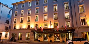 Beau Rivage Hotel Et Plage