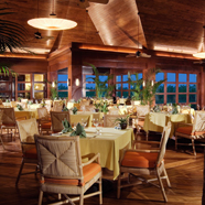 Dining at The Fairmont Mayakoba in Playa del CarmenMexico