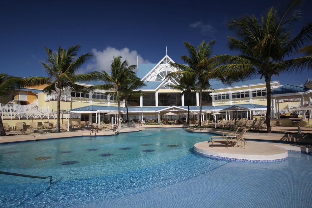 Pool at The Magdalena Grand Beach Resort LowlandsTobago