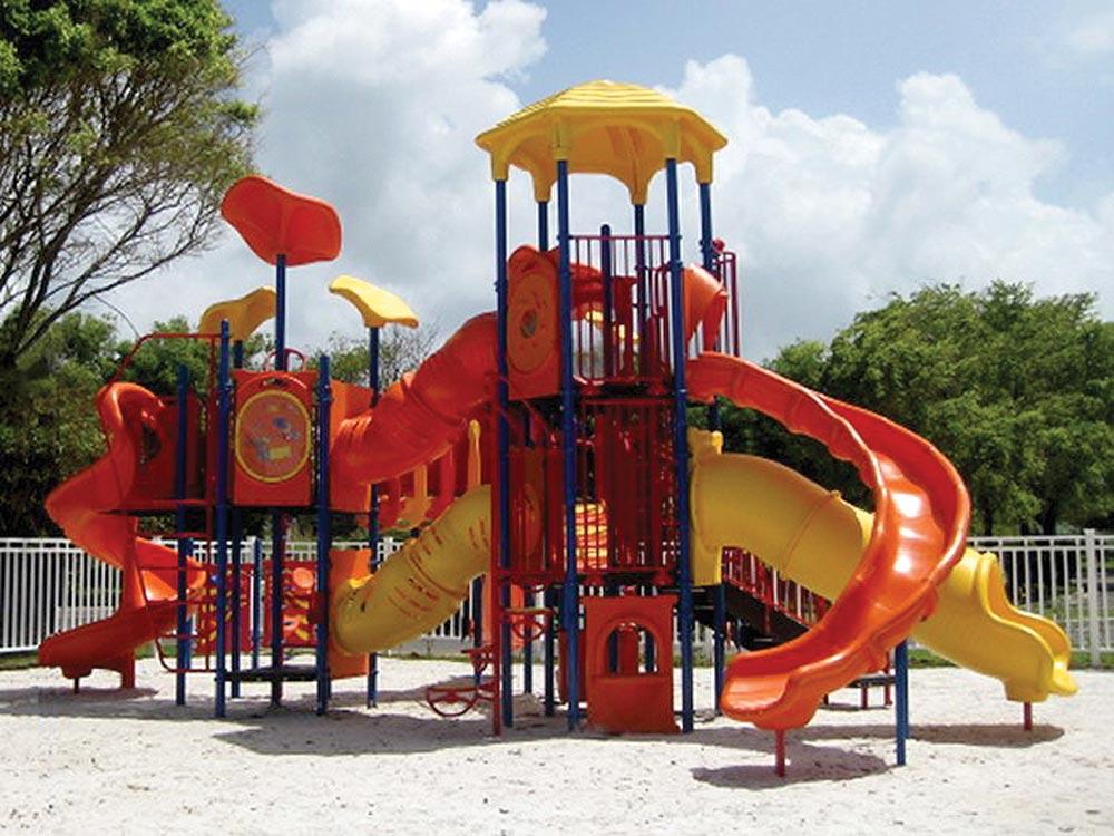 Childs Playground at The Magdalena Grand Beach Resort LowlandsTobago