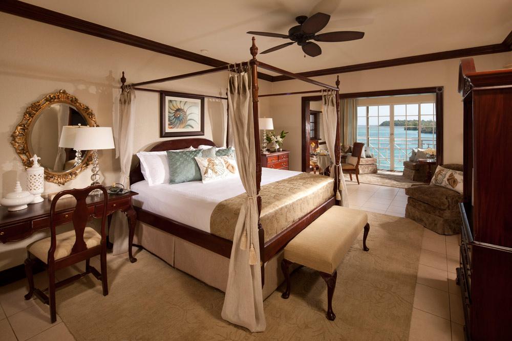 Guest Room at Royal Plantation, Ocho Rios, Jamaica